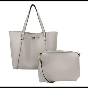 Tote and crossbody multi-use bag (vegan friendly)